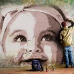Convierta sus fotos en graffitis en Loonapix.com