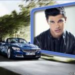 Fotomontajes con autos deportivos