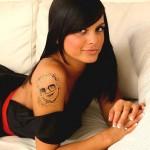 Fotomontajes gratis en tatuajes de famosos