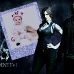Fotomontajes gratis con los personajes de Resident Evil