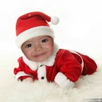 Crear fotomontajes infantiles de navidad