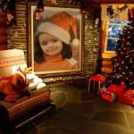 Fotomontajes navideños gratis en Loonapix.com