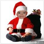 Fotomontajes de rostros navideños en Faceinhole.com