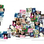 Crea collages con forma gratis en Fuuny.photo.com