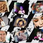 Como elegir fotos para su collage