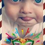 Edita tus fotos con efectos de carnaval