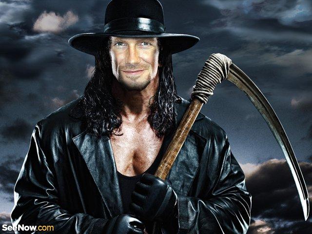 Undertaker Halloween