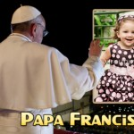 Fotomontaje gratis con el Papa Francisco I