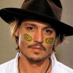 Pinta tu cara con la bandera de Brasil
