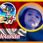 Fotomontaje para alentar a la selección de Holanda