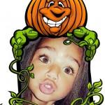 Fotomontaje en línea de Halloween