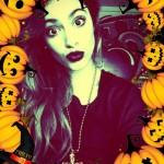 Marco para fotos de calabazas de Halloween