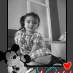 Marco para fotos de amor con Minnie y Mickey Mouse