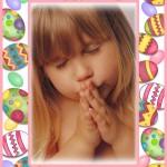 Decora tu foto con un marco de fotos de Pascua