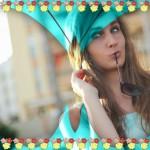 Editor de fotos con filtros divertidos