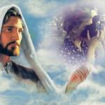 Bello montaje con Jesús por Semana Santa