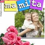 Marco de felicitación por el Día de la Madre