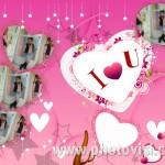 Enamora mucho mas a tu novi@ con este collage de amor