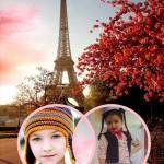 Imagínate tú y el amor de tu vida en París, consíguelo fácilmente con este montaje