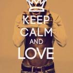 Keep Calm, la mejor frase editada con tu foto