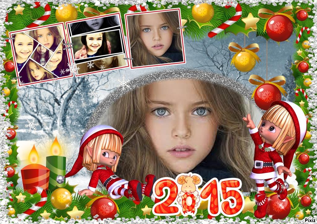Se Acerca La Navidad Empieza A Decorar Tus Fotos