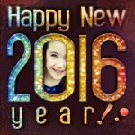 Celebra el año nuevo a lo grande! Realiza fotoefectos con tus fotografías