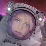 Ahora visitar la luna es mucho más fácil y en Funny.Photo.com lo puedes lograr
