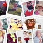 Crea los collagues mas impresionantes en Photovisi.com de manera gratuita