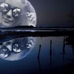 Crea tu mejor foto con una hermosa luna llena