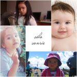 Genial collage de fotos con 4 fotos!