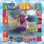 Montajes gratis para fotos de feliz cumpleaños