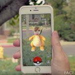 Increíble! Atrapa un pokemón con un rostro de persona!