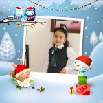 Edita gratis tus fotos de navidad en Pixiz.com! Es muy fácil!