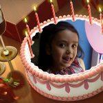 La mejor torta de cumpleaños personalizada con tu foto!