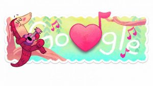 google-doodle-pangolin-valentines-day-2017